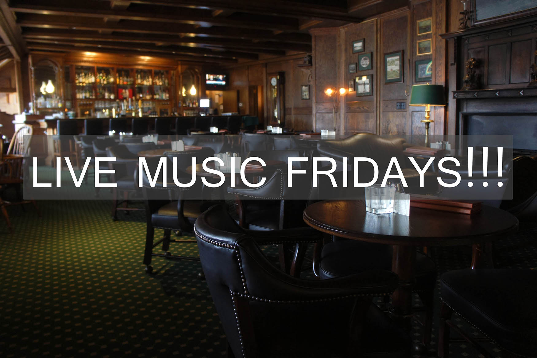Jimmy's Live Entertainment, Live Music Friday's